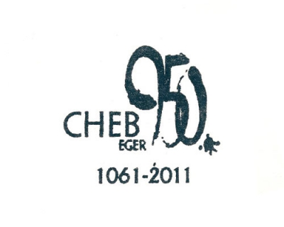 Cheb - 950 let
