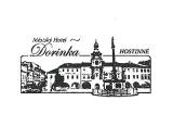Turistická razítka - Městský Hotel Dorinka Hostinné