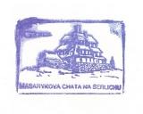 Turistická razítka - Masarykova chata na Šerlichu