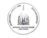 Turistická razítka - Žďár nad Sázavou - Poutní kostel Sv. Jana Křtitele na Zelené hoře