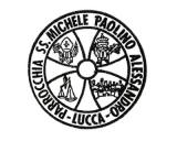 Turistické razítko - toscana (Itálie)