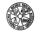 Turistická razítka - Lucca - kostel San Michelle (Itálie)