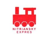 Turistická razítka - Nitriansky expres (Slovensko)