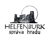Turistická razítka - Hrad Helfenburk
