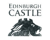 Turistická razítka - Hrad Edinburgh (Skotsko)