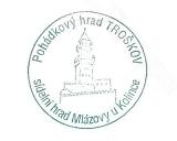 Turistická razítka - Pohádkový hrad Troškov - Mlázovy
