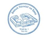 Turistická razítka - Zámek Náměšť na Hané