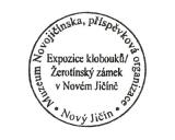 Turistická razítka - Muzeum Novojičínska Nový Jičín