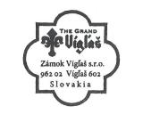 Turistická razítka - Zámok Vígľaš (Slovensko)