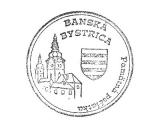 Turistická razítka - Banská Bystrica (Slovensko)