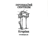 Turistické razítko - Krupina (Slovensko)