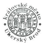 Turistická razítka - Královské město Uherský Brod