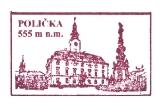 Turistická razítka - Město Polička