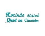 Turistická razítka - Kozinův statek - Újezd na Chodsku