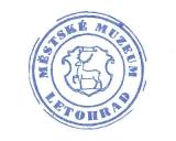 Turistická razítka - Městské muzeum Letohrad