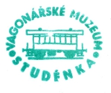 Turistická razítka - Vagonářské muzeum Studénka