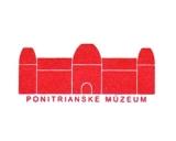Turistická razítka - Ponitrianske múzeum (Slovensko)