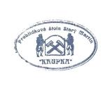 Turistická razítka - Prohlídková štola Starý Martin - Krupka