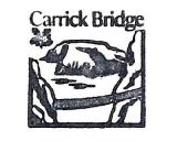 Turistická razítka - Carrick Bridge (Severní Irsko)
