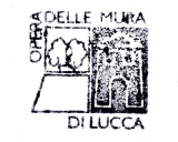 Turistická razítka - Opera delle mura - Lucca (Itálie)