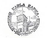 Turistická razítka - Chyše - Stezkou Karla Čapka - 25. ročník