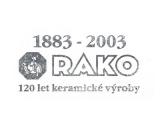 Turistická razítka - Rako - 120 let keramické výroby