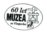 Turistická razítka - 60 let muzea ve Vimperku