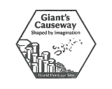 Turistická razítka - Giant's Causeway (Severní Irsko)