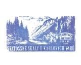 Turistická razítka - Svatošské skály - restaurace Jan Svatoš