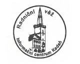 Turistická razítka - Radniční věž - Kadaň