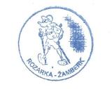 Turistická razítka - Rozárka - Žamberk