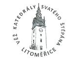 Turistická razítka - Věž katedrály sv. Štěpána Litoměřice