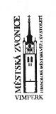 Turistická razítka - Městská zvonice Vimperk